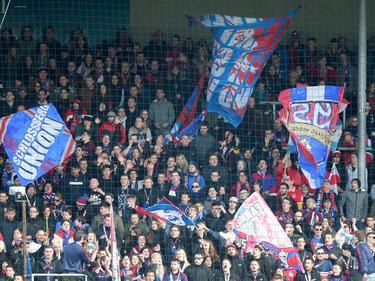 Die Heidenheimer Fans sorgten gegen Bielefeld für Ärger