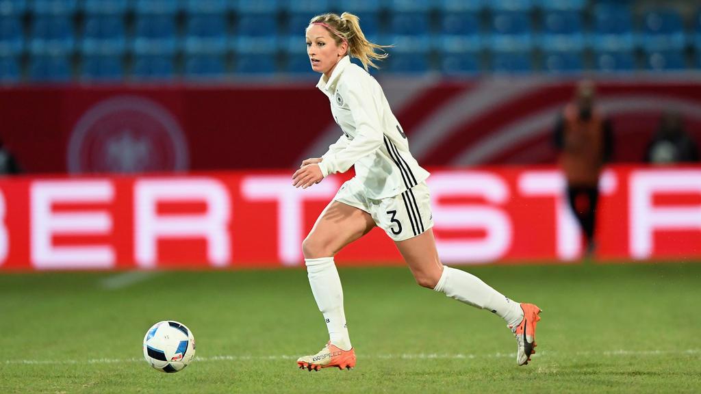 ABWEHR: Kathrin Hendrich | 25 Jahre alt (1. FFC Frankfurt)