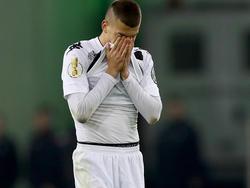 LaszloBénes verletzte sich im Testspiel gegen Venlo