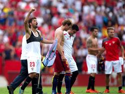 Sevilla überrascht Barca