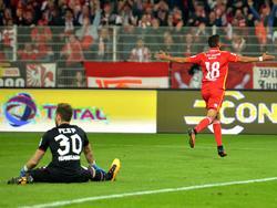 Union Berlin triumphiert zu Hause mit 2:0 gegen den FC St. Pauli