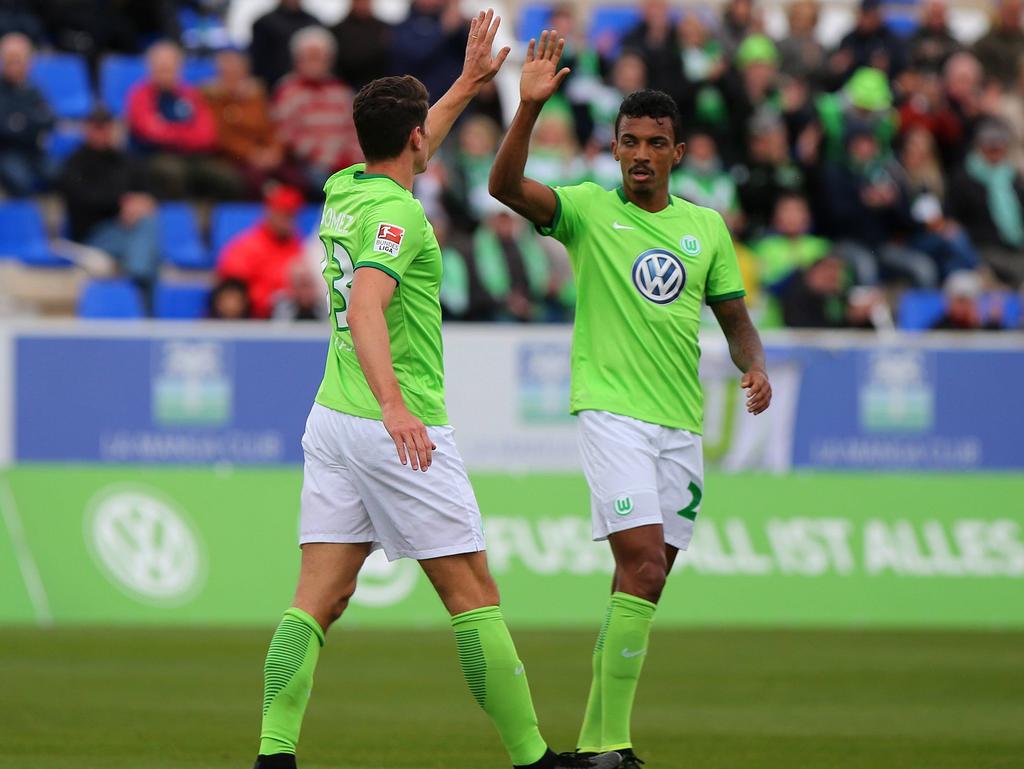 Der VfL Wolfsburg scheint gewappnet für die Rückrunde