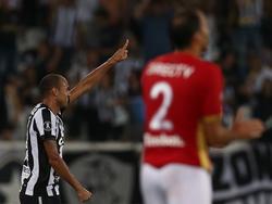 El Botafogo estará en octavos de la Libertadores. (Foto: Getty)