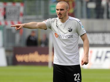 Vollmann hat beim SV Sandhausen verlängert