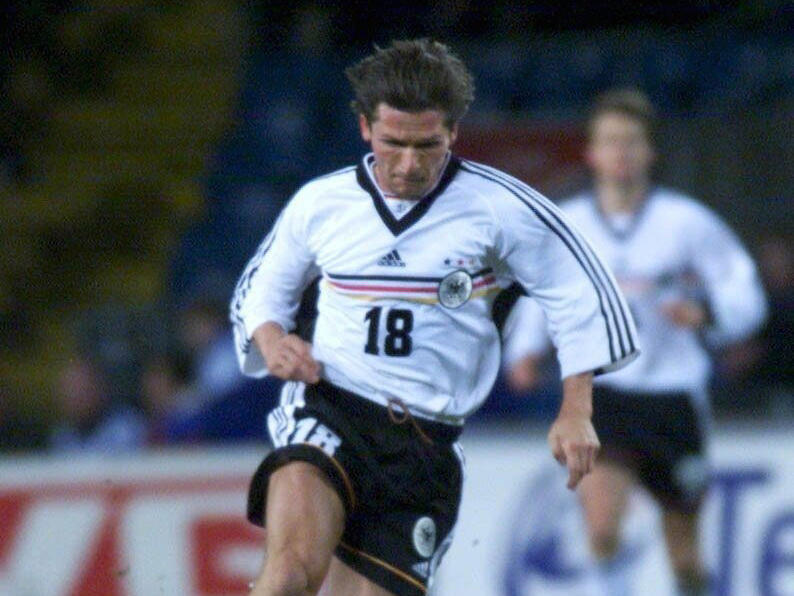 MITTELFELD: Dariusz Wosz (Hertha BSC)
