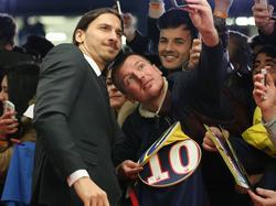 Die Trikots von Zlatan Ibrahimović sind ein Hit