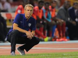 Jürgen Klinsmann und seine US-Boys stehen in der Kritik