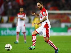 Marco Höger träumt vom Europacup