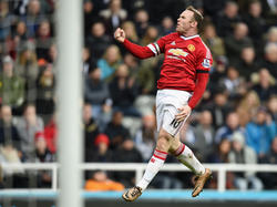 Wayne Rooney ist der neue Rekordtorschütze von Manchester United