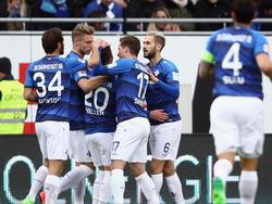 Der SV Darmstadt hat den FC Schalke geschlagen