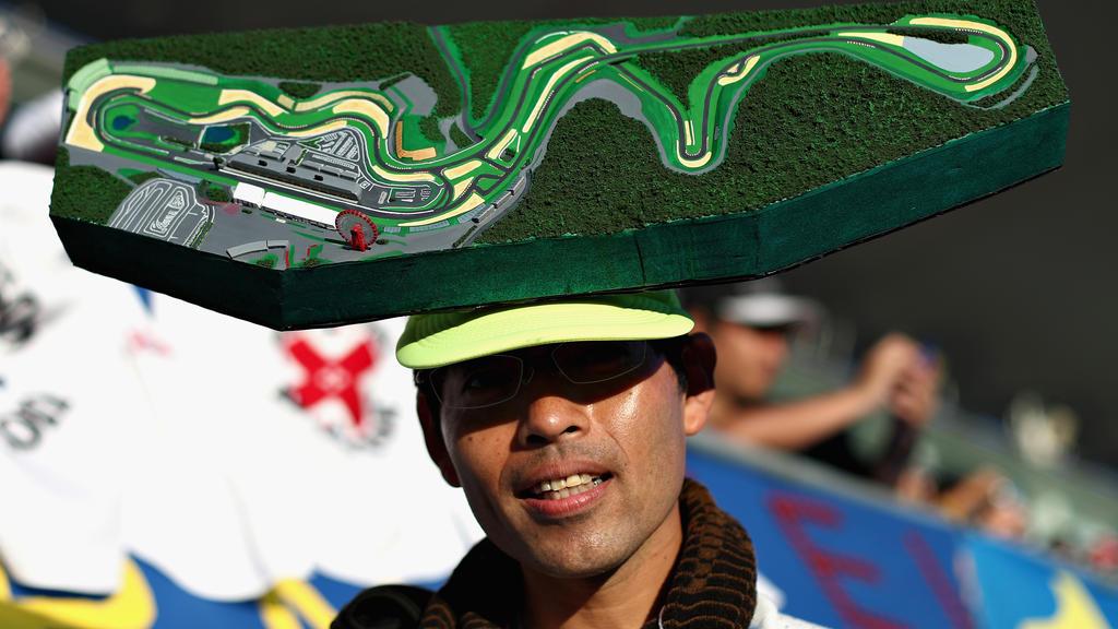 Suzuka International Racing Course, Japan