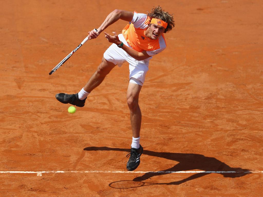Alexander Zvrev steht erstmals im Halbfinale eines Masters