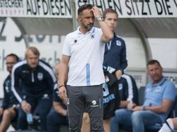 Die Löwen gehen mit Vítor Pereira in die Relegation