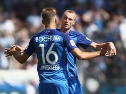 Lukas Hinterseer schoss den Siegtreffer für die Bochumer