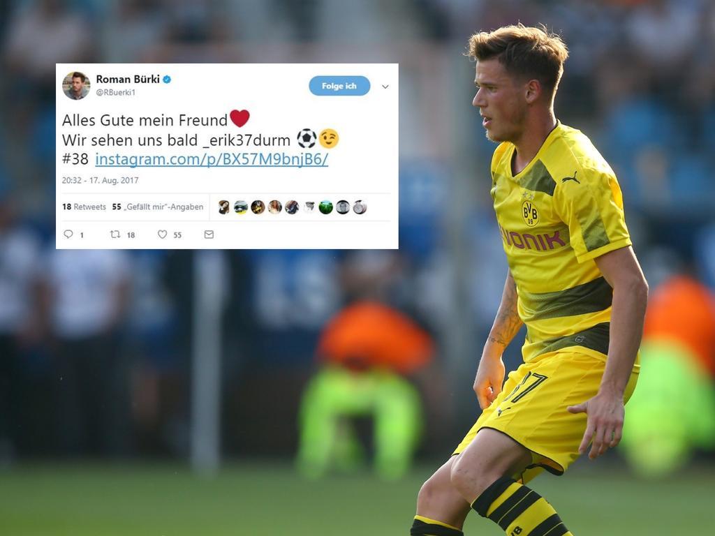 BVB-Profi Durm steht wohl vor Wechsel zum VfB Stuttgart