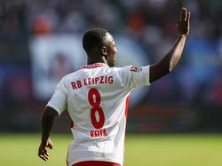 Naby Keïta hofft auf einen Einsatz in der Champions League