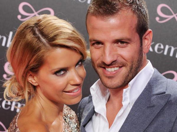 Sylvie & Rafael van der Vaart sollen sich getrennt haben.