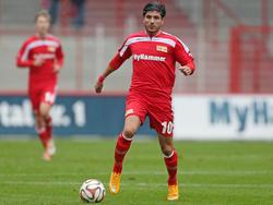 Barış Özbek wechselt zum MSV Duisburg