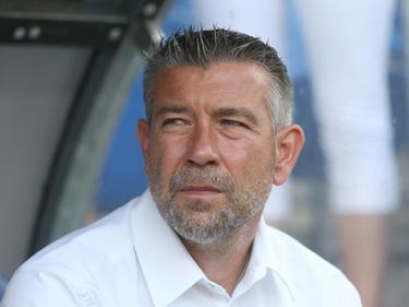 Trainer Urs Fischer van FC Basel
