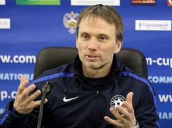 Martin Reim übernimmt die Nationalmannschaft von Estland