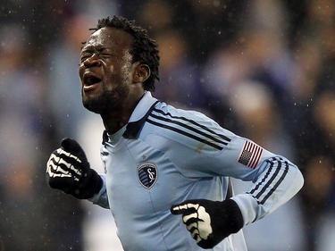 KeiKamara (Sporting Kansas City) erreicht mit seinem Team das Finale in der MLS