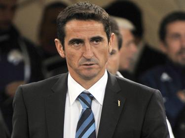 Manolo Jiménez en su etapa anterior en el AEK. (Foto: Getty)