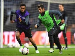 Amin Younes (r.) wurde als einer von sechs Neulingen im DFB-Kader für den Confed Cup nominiert