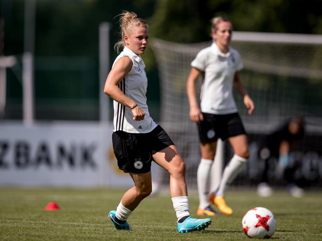 STURM: Lena Petermann | 23 Jahre alt (SC Freiburg)