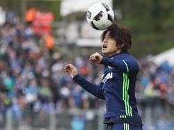 Atsuto Uchida trägt künftig das Trikot von Union Berlin