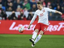 Łukasz Piszczek verletzte sich im Rahmen der WM-Qualifikation