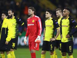 Borussia Dortmund holte nur zwei Punkte in sechs Spielen