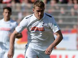 Hat im Testspiel getroffen: Nils Petersen