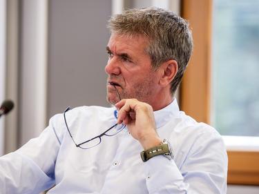 Fortuna-Coach Friedhelm Funkel sieht die Relegation kritisch