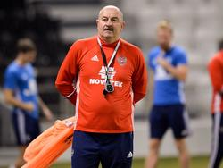 Rückschlag für Russland-Coach Stanislav Cherchesov
