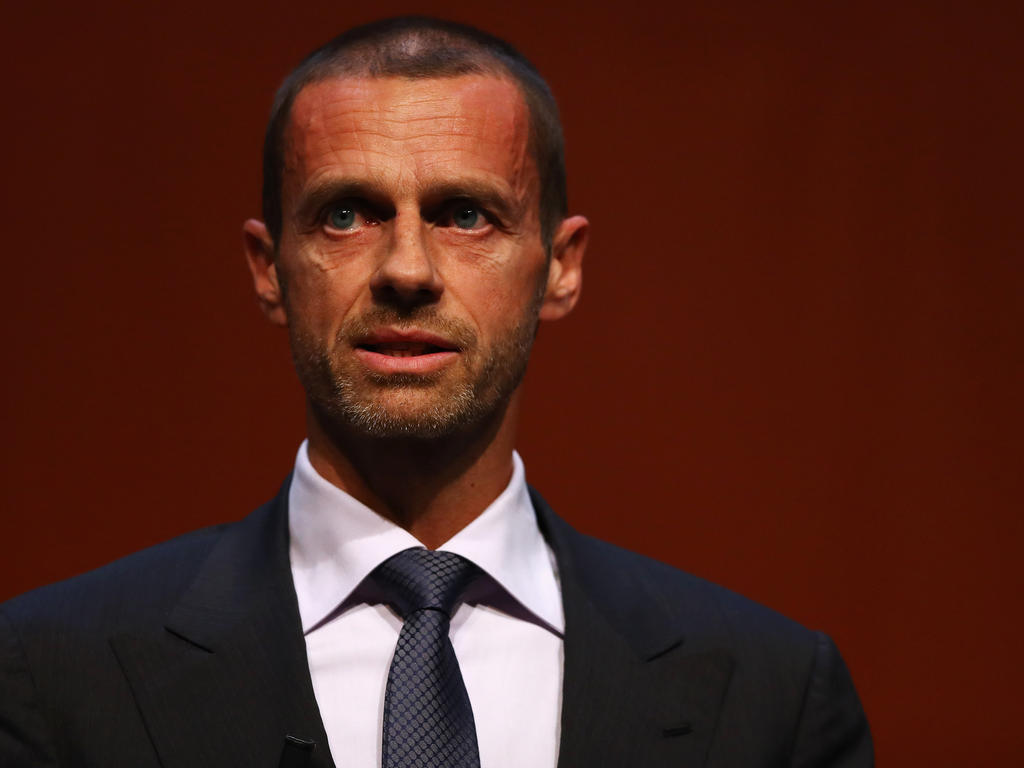 Aleksander Ceferin ist der neue UEFA-Boss
