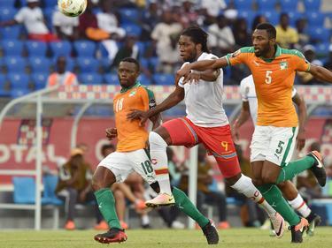 Die Elfenbeinküste kann auch ihr zweites Spiel beim Afrika Cup nicht gewinnen