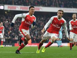 Arsenal besiegt Burnley nach einer dramatischen Schlussphase