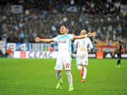 El Marsella de Payet se mete en Europa League. (Foto: Getty)