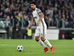 Juventus Turin um Sami Khedira gehen mit Selbstbewusstsein ins Viertelfinale der Champions League