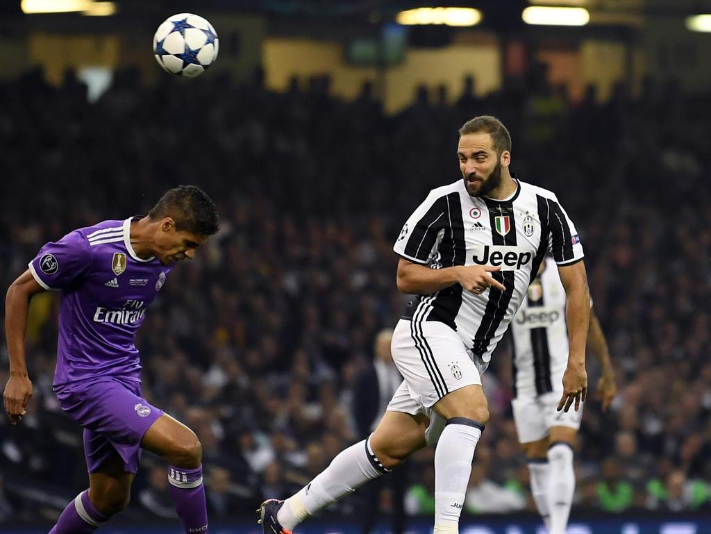 Gonzalo Higuaín (Juventus Turin)
