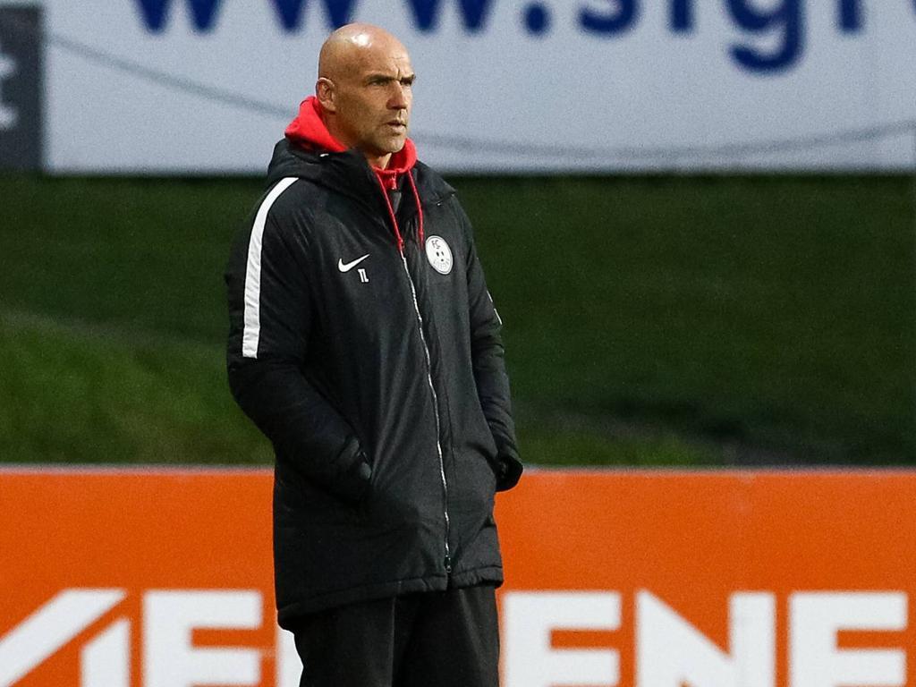 Thomas Letsch neuer Trainer bei Erzgebirge Aue