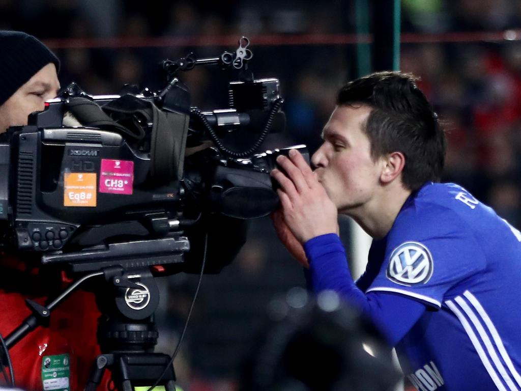 Yevhen Konoplyanka (FC Schalke 04)