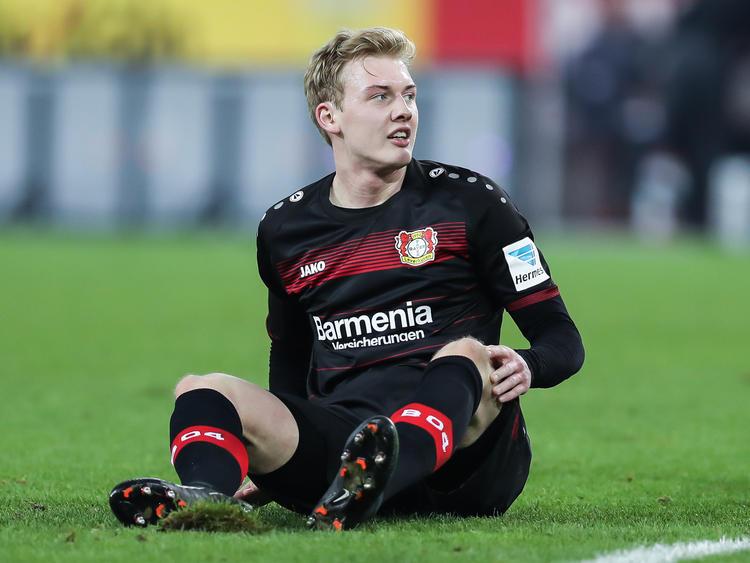 Für Julian Brandt käme ein Wechsel im Sommer zu den Bayern zu früh