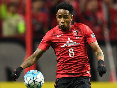 Rafael Silva con la indumentaria del Urawa Red Diamonds. (Foto: Getty)