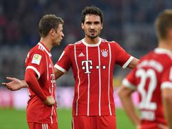 Thomas Müller wird, Mats Hummels könnte in beiden Spielen gegen Leipzig ausfallen