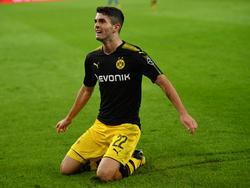 Christian Pulisic hat es auch Niko Kovač zu verdanken, dass er beim BVB spielt