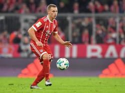 Soll langfristig beim FC Bayern bleiben: Joshua Kimmich