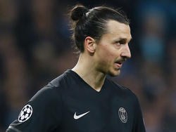 Blickt Richtung Premier League: Zlatan Ibrahimović