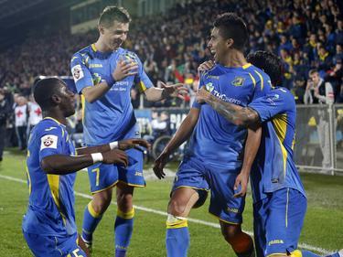 FK Rostov hat in dieser Saison allen Grund zum Jubeln