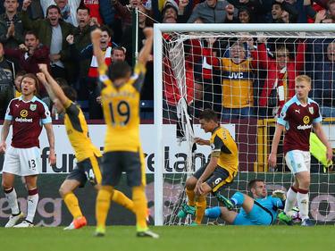 Der Moment der Erlösung: Arsenal trifft zum späten Sieg